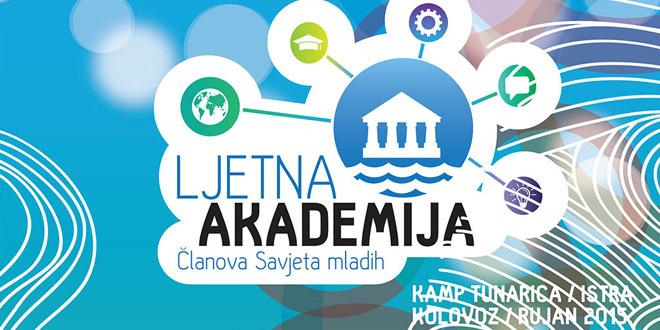Sudjelovanje Savjeta mladih grada Biograda na Moru na Ljetnoj akademiji